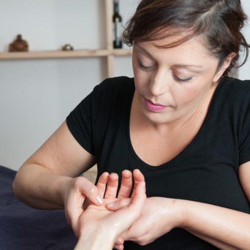 massage relaxant réflexologie